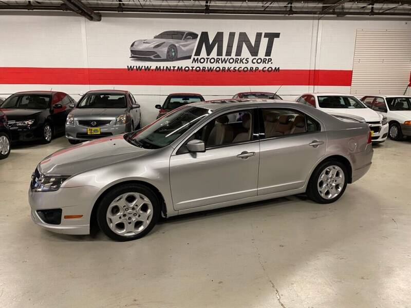 2010 Ford Fusion for sale at MINT MOTORWORKS in Addison IL