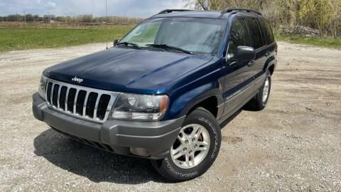 2002 Jeep Grand Cherokee for sale at ROUTE 6 AUTOMAX in Markham IL