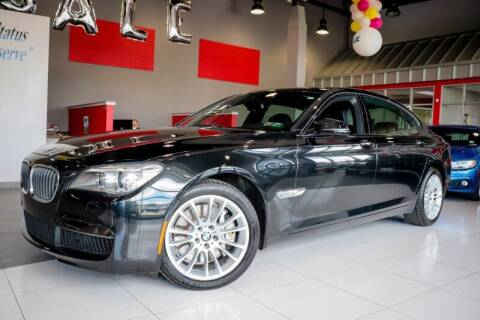 2013 BMW 7 Series for sale at Quality Auto Center of Springfield in Springfield NJ
