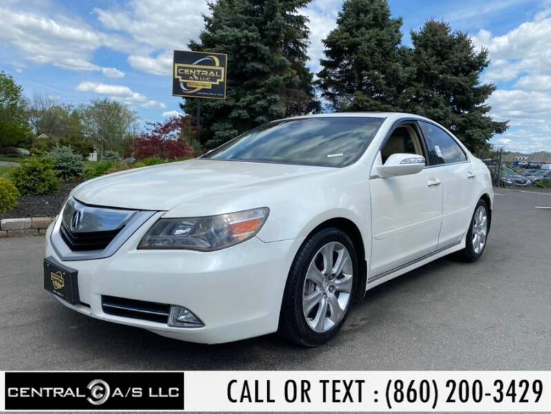 2009 Acura RL for sale in East Windsor, CT