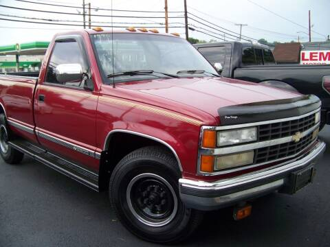 1990 Chevrolet C/K 3500 Series for sale at Collector Car Co in Zanesville OH