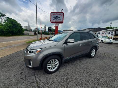 2014 Kia Sorento for sale at Ford's Auto Sales in Kingsport TN
