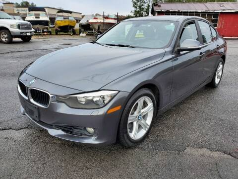 2015 BMW 3 Series for sale at GA Auto IMPORTS  LLC in Buford GA