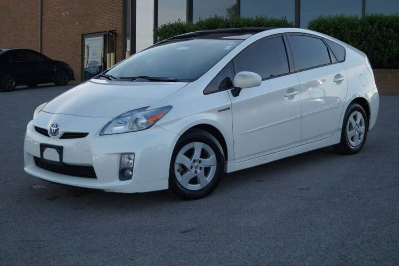 2011 Toyota Prius for sale at Next Ride Motors in Nashville TN