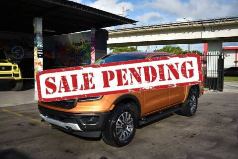 2019 Ford Ranger for sale at STS Automotive - Miami, FL in Miami FL