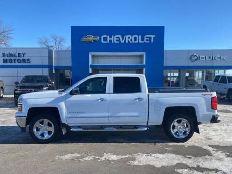 2015 Chevrolet Silverado 1500 for sale at Finley Motors in Finley ND