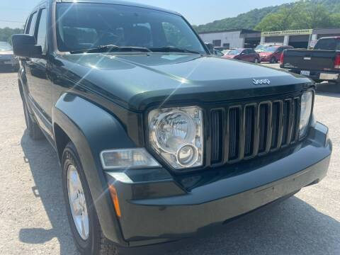 2010 Jeep Liberty for sale at Ron Motor Inc. in Wantage NJ