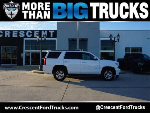 2019 Chevrolet Tahoe for sale at Crescent Ford in Harahan LA