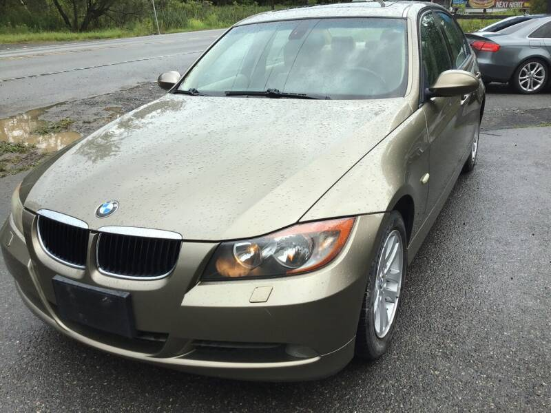 2007 BMW 3 Series for sale at ALZ Auto Sales in Mount Pocono PA