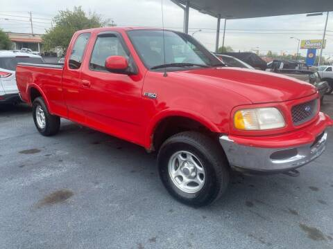 1997 Ford F-150 for sale at All American Autos in Kingsport TN