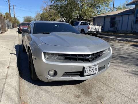 2011 Chevrolet Camaro for sale at Carzready in San Antonio TX