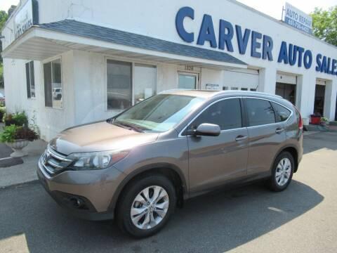 2014 Honda CR-V for sale at Carver Auto Sales in Saint Paul MN