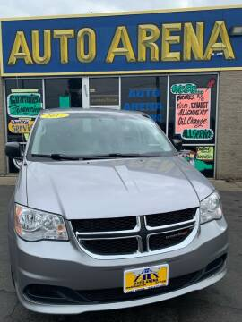 2017 Dodge Grand Caravan for sale at Auto Arena in Fairfield OH