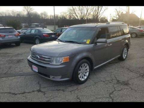 2010 Ford Flex for sale at Colonial Motors in Mine Hill NJ