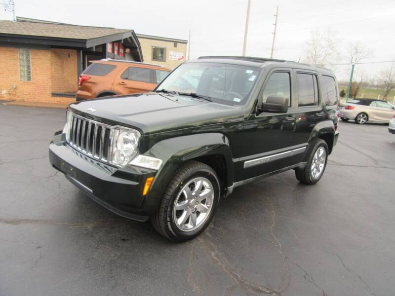 2011 Jeep Liberty for sale at Riverside Motor Company in Fenton MO