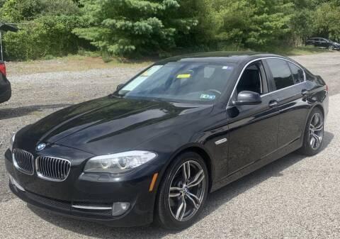 2011 BMW 5 Series for sale at Diamond Automobile Exchange in Woodbridge VA