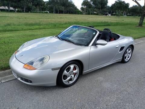 2001 Porsche Boxster for sale at Premier Motorcars in Bonita Springs FL