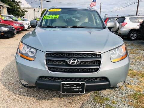 2008 Hyundai Santa Fe for sale at Cape Cod Cars & Trucks in Hyannis MA