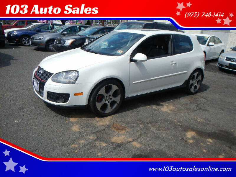 2009 Volkswagen GTI for sale at 103 Auto Sales in Bloomfield NJ