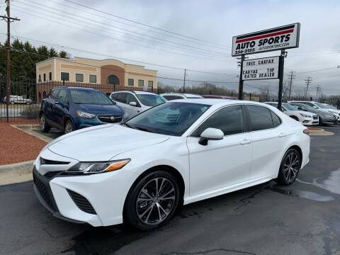2020 Toyota Camry for sale at Auto Sports in Hickory NC