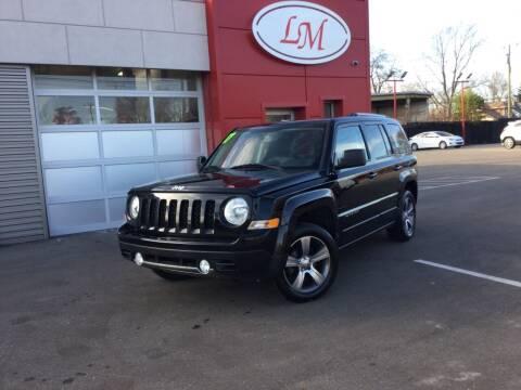 2017 Jeep Patriot for sale at Legend Motors of Detroit in Detroit MI