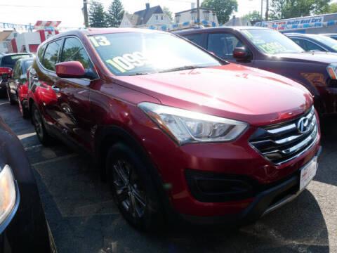 2013 Hyundai Santa Fe Sport for sale at M & R Auto Sales INC. in North Plainfield NJ