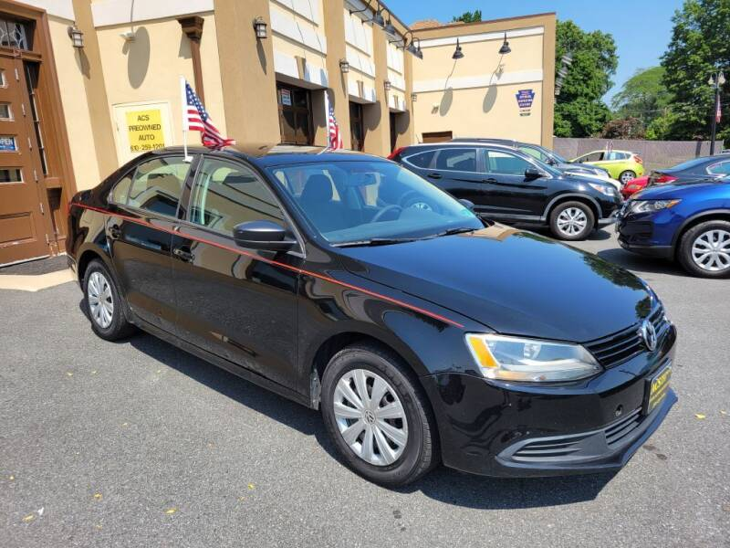 2014 Volkswagen Jetta for sale at ACS Preowned Auto in Lansdowne PA