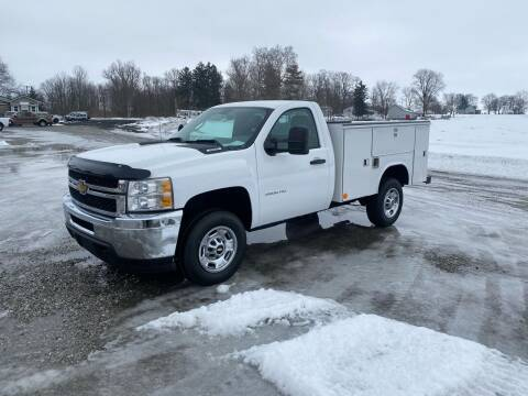2012 Chevrolet Silverado 2500HD for sale at MOES AUTO SALES in Spiceland IN