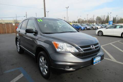 2011 Honda CR-V for sale at Choice Auto & Truck in Sacramento CA