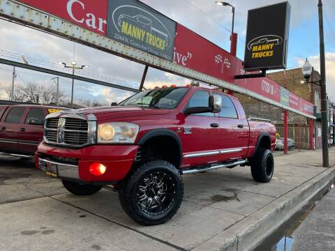 2007 Dodge Ram Pickup 3500 for sale at Manny Trucks in Chicago IL