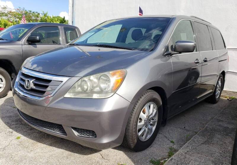 2009 Honda Odyssey for sale at Barbie's Autos Corp in Miami FL