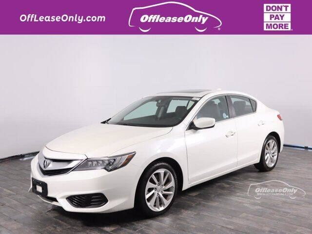 2017 Acura ILX for sale in North Lauderdale, FL