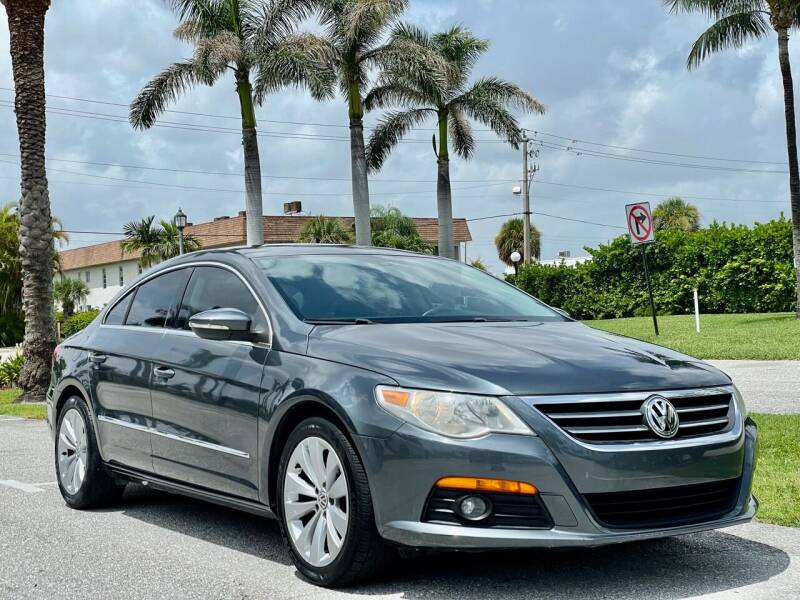 2009 Volkswagen CC for sale at VE Auto Gallery LLC in Lake Park FL