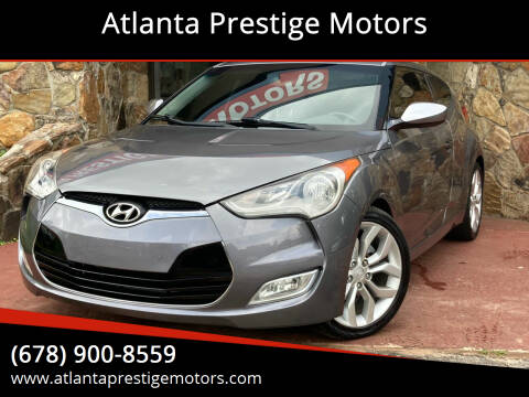2012 Hyundai Veloster for sale at Atlanta Prestige Motors in Decatur GA