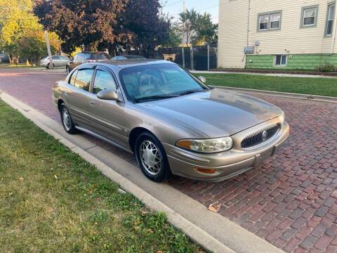 2002 Buick LeSabre for sale at RIVER AUTO SALES CORP in Maywood IL