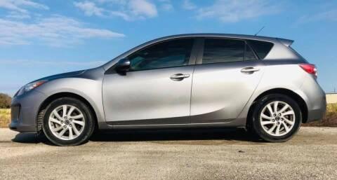 2013 Mazda MAZDA3 for sale at Palmer Auto Sales in Rosenberg TX