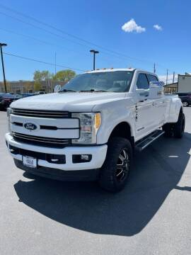 2017 Ford F-350 Super Duty for sale at Auto Image Auto Sales Chubbuck in Chubbuck ID