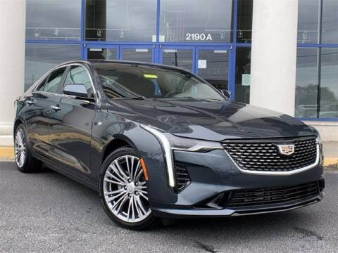 2021 Cadillac CT4 for sale at Capital Cadillac of Atlanta New Cars in Smyrna GA