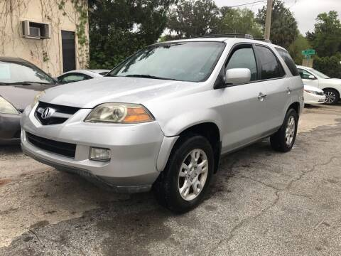 2005 Acura MDX for sale at Popular Imports Auto Sales in Gainesville FL