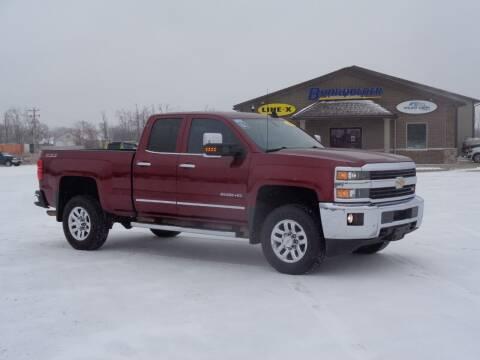 2016 Chevrolet Silverado 2500HD for sale at Burkholder Truck Sales LLC (Versailles) in Versailles MO