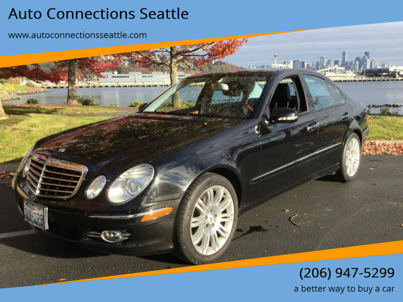 2007 Mercedes-Benz E-Class for sale at Auto Connections Seattle in Seattle WA