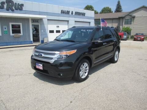 2015 Ford Explorer for sale at Cars R Us Sales & Service llc in Fond Du Lac WI