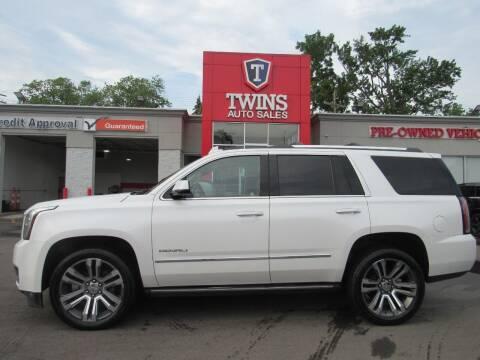 2018 GMC Yukon for sale at Twins Auto Sales Inc in Detroit MI