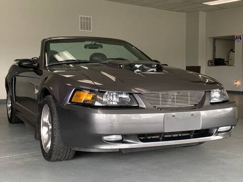 2004 Ford Mustang for sale at HIGHLINE AUTO LLC in Kenosha WI