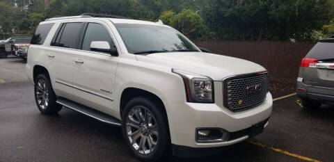 2016 GMC Yukon for sale at Central Jersey Auto Trading in Jackson NJ