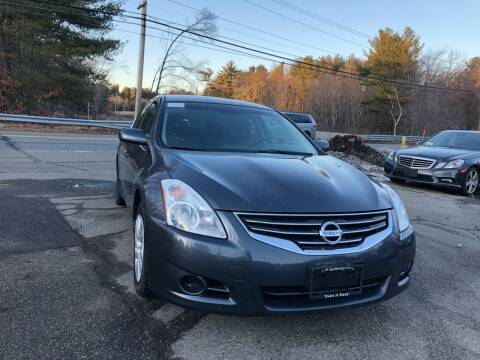 2012 Nissan Altima for sale at Royal Crest Motors in Haverhill MA