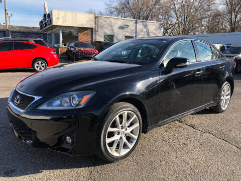2011 Lexus IS 250 for sale at SKY AUTO SALES in Detroit MI