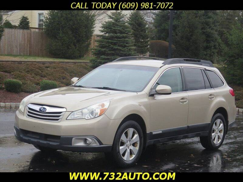 2010 Subaru Outback for sale at Absolute Auto Solutions in Hamilton NJ