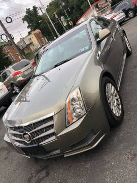 2011 Cadillac CTS for sale at GM Automotive Group in Philadelphia PA