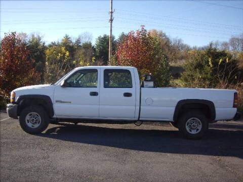 2006 GMC Sierra 2500HD for sale at Broadway Motors LLC in Broadway VA